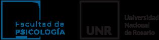 Logos de la Facultad y la Universidad Nacional de Rosario